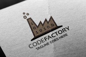 Code Factory Logo
