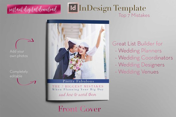 Lead Magnet List | InDesign Template