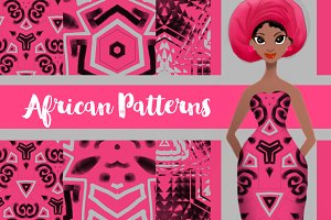 African Patterns and Avatar