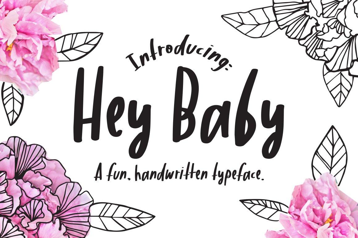 Hey Baby Du Riechst