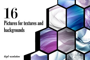 16 pictures for textures