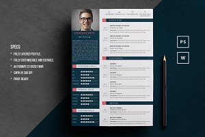 Elegant Word Resume