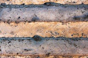 Brick Concrete Background