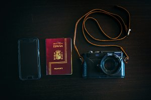 Photo Travel Kit