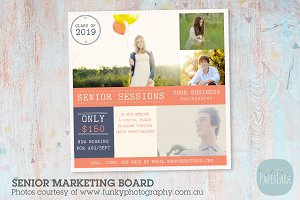 IS001 Senior Marketing Board