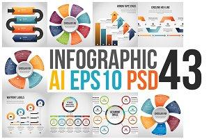 Infographic Set 43