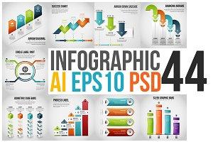 Infographic Set 44