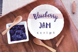 Blueberry Jam Script