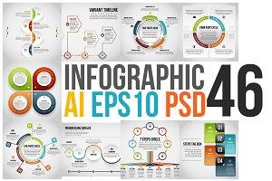 Infographic Set 46