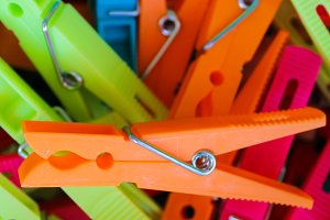 Clothespin Background