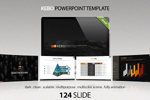 Kebo Powerpoint Template