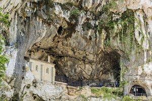Holy Cave of Covadonga, Asturias