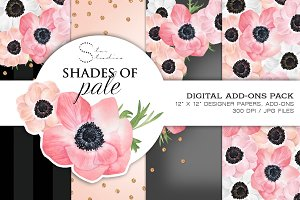SHADES OF PALE add-on pack