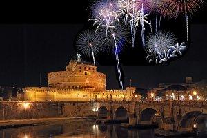 Castle of St. Angelo, Rome