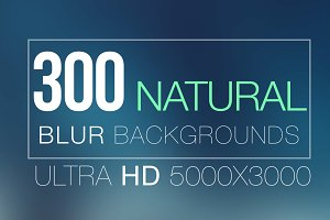 300 Blurred Blur Backgrounds