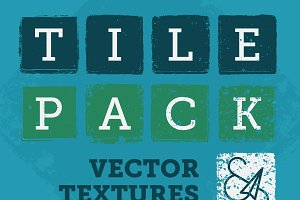 Tile Pack Vector Textures
