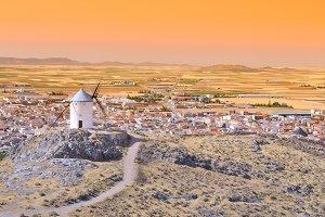Consuegra, Spain.