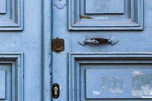 Ancient Door Detail