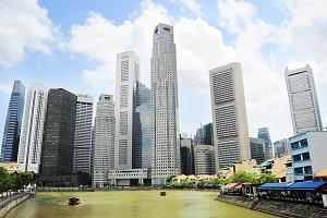 Singapore Raffles place