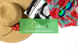 Cinco (14 Stock Photos)