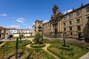 St. Martin Pinario's monastery