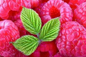 raspberry texture