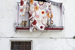 Streets, corners, doors, windows