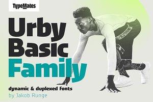 Urby Basic Family