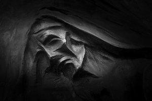 Grim Reaper Statue