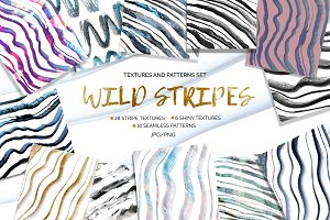 Wild Stripes-textures and patterns