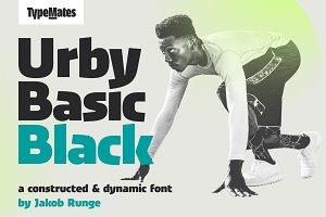 Urby Basic Black