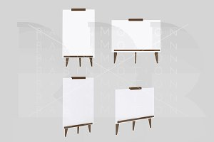 White boards models