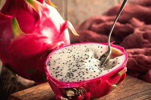 Asian Dragon fruit