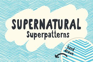SuperNatural Pattern Pack