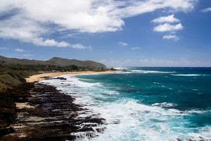 Sandy Beach Park, Oahu