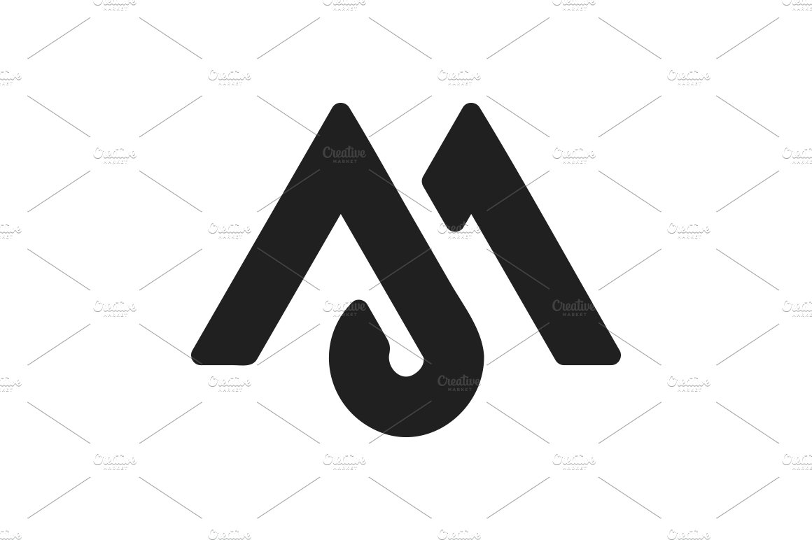 M Logo Photos Graphics Fonts Themes Templates Creative Market