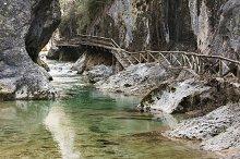 River in Cazorla