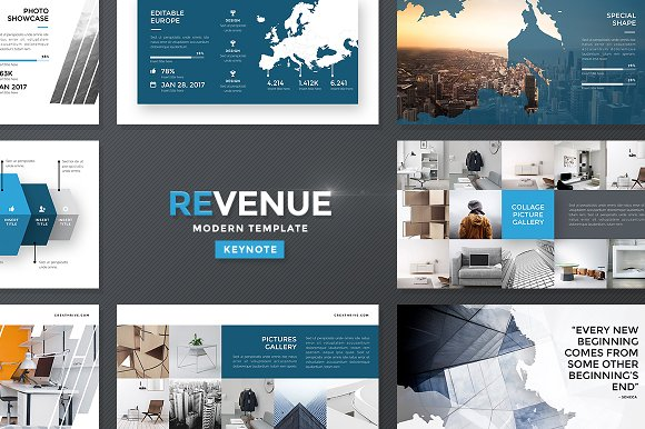 Revenue Keynote