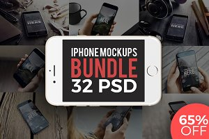 65% Off - iPhone Mockups