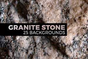 Granite landscapes