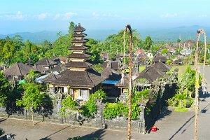 Besakih complex , Bali
