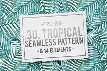 Tropical patterns & elements