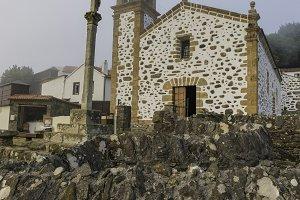 Church of San Andres de Teixido.
