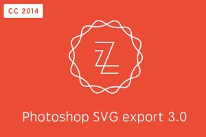 Zeick - Photoshop SVG export 5% OFF