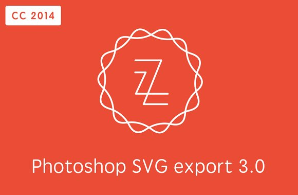 Zeick - Photoshop SVG export 5% OFF - Plug-ins