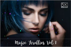 5K Magic Fireflies Vol. 1
