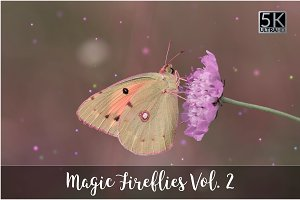 5K Magic Fireflies Vol. 2