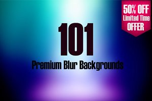 Premium 101 Blur Backgrounds