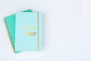 Feminine Notebooks - Blogger