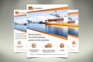 Logistic Flyer - SK